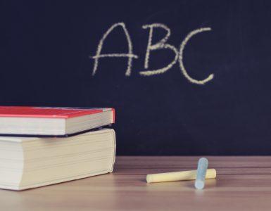 alphabet-blackboard