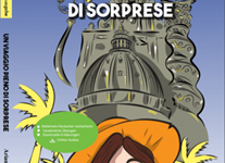 The cover of a short story in Italian