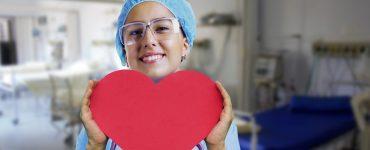 A registered practical nurse in Canada